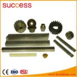 Rack And Pinion Jack For Machinery