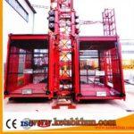 Rack And Pinion Jib Topless Tower Crane