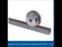 Rack And Pinion Price / Woodworking Machinery Parts