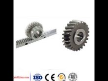 Rack & Pinion Gear Transimission Parts For Wind Generator