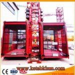 Rail Luffing Popular Hot Sale Construction Tower Crane