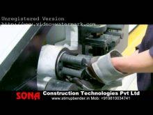 Rebar Bending Machinery Center