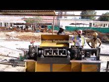 Rebar Decoiling & Cutting Machine