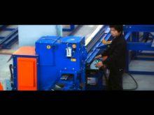 Rebar Shear Line machine