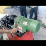 Rebar Taper and Parallel Threading Machine