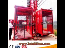 Reliable Construction Elevator