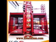 Reliable Construction Site Elevator