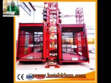 Reliable Quality Sc200 Building Lifting Hoist In India