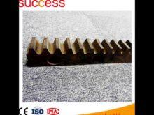 S45c Steel Pinion Gear