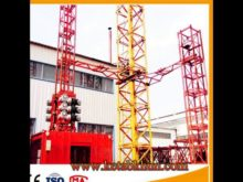 Safe And Reliable Through The Iso, Ce Certification Sc200/200 Construction Elevator