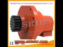 Safety Device for Elevator Construction Hoist Saj40 1 2A