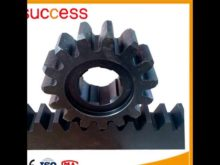 Saj30 1 4 Spare Parts Of Hoist Safety Device Hoist Motor Gearbox Gear Rack Construction Lifter