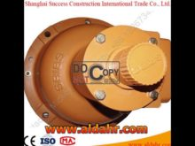 Saj30 Construction Hoist Centrifugal Safety Device