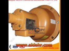 Saj30/Saj40/Saj50/Saj60 Ce Approved Construction Elevator Safety Device Equipment