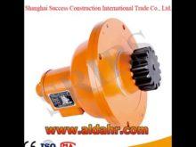 Saj40 1 2 Elevator Hoist Spart Parts/Constyustion Hoist
