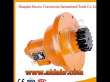 Saj40 1 2A Elevator Construction Hoist Spart Parts