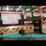 Sample lifting type parking system