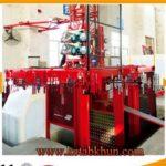 Sc100 1000kg 2*15 Kw Construction Hoisting Console