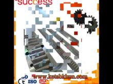 Sc100 1000kg 2*15 Kw Single Cage Construction Elevator