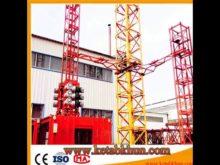 Sc100 1000kg Small Hoist