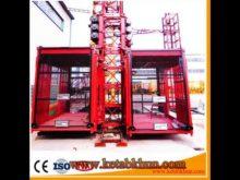 Sc100 Best Selling Building Construction Hoist