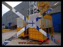 Sc100 Construction Hoist For Sale