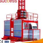 Sc100 Mini Cage Construction Popular Building Hoist