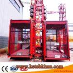 Sc200 3*11kw Construction Building Hoist
