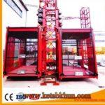 Sc200 3*11kw High Quality Building Hoist