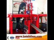 Sc200/200 2017 New China Building Machine Construction Hoist