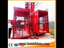 Sc200/200 2t 4t Construction Hoist Lift,Building Construction Material Lifting Equipment