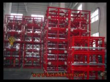 Sc200/200 3*2*11kw Construction Building Lifter