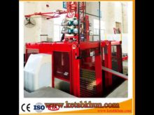 Sc200/200 3*2*11kw Construction Hoist/Lifter