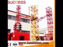 Sc200/200 3*2*11kw Crane Hoist
