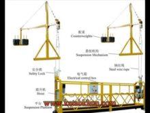 Sc200/200 Building Material Lift Passenger Construction Hoist