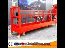 Sc200/200 Building Work Lifting Pulley Material Construction Hoist