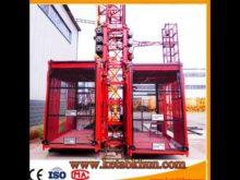 Sc200/200 Construction Elevator Builders Hoist for Sale