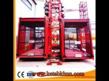 Sc200/200 Construction Elevator Prices