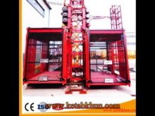 Sc200/200 Construction Elevator With Anti Falling Device