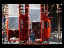 Sc200/200 Construction Suspended Working Brands Hot Sale Hoist