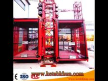 Sc200/200 Construction Tower Hoist