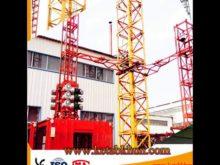 Sc200/200  Erect Model Passenger Construction Hoist