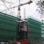 Scanclimber SC1432 personnel and material hoist / construction hoist