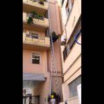 Schrägaufzug Seilwinde Bauaufzug ähnl. Dachdeckeraufzug Lift