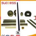Shanghai Machinery Cnc Steel Gear Rack M1 M2 M3 M4 M5 M6 Pinion Gear And Rack