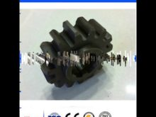 Shanghai Machinery M8 Stainless Steel Spur Rack And Gear For Mast Section