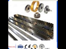 Shanghai Machinery Stainless Steel Small Rack And Pinion Gears
