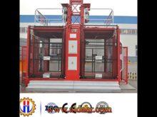 Single Cage Low Speed Hoist SC200