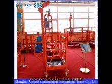 Single Working Platform / Suspended Gondola