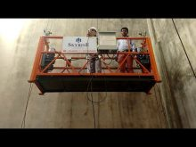Skyrise Cradle Associates Rope Suspended Platform